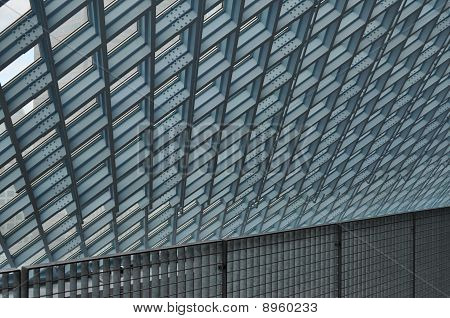 Seattle Library Window