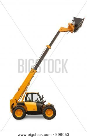 A Telescopic Handler