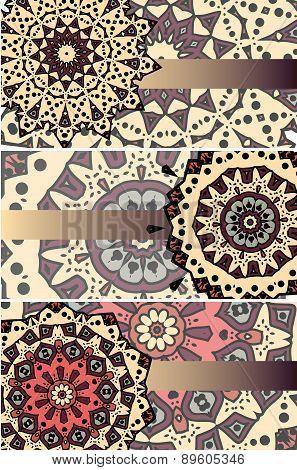 Mandalas Cards