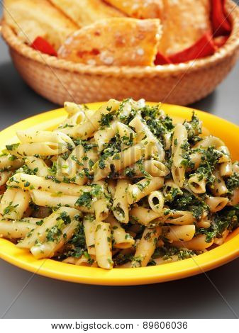 Pasta Collection - Penne With Pesto