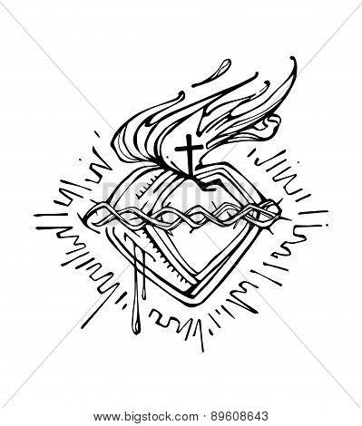 Jesus Sacred Heart G