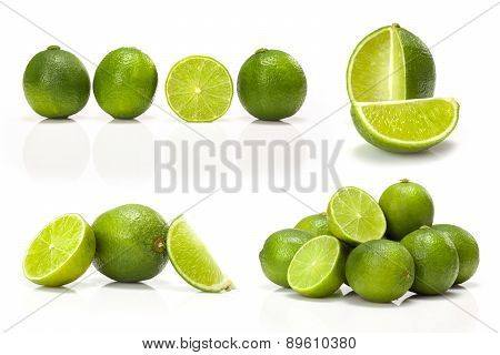 composite with Green lime