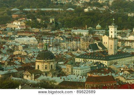 Historic Center Of Lviv