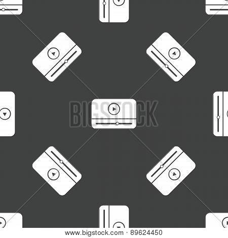 Playing mediafile pattern