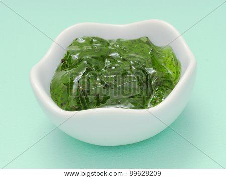 Mint Jelly Jam Sauce
