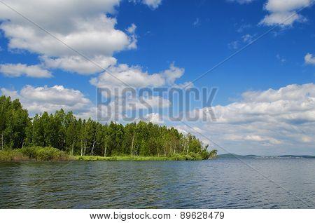 Lake Chernoistochinskoe
