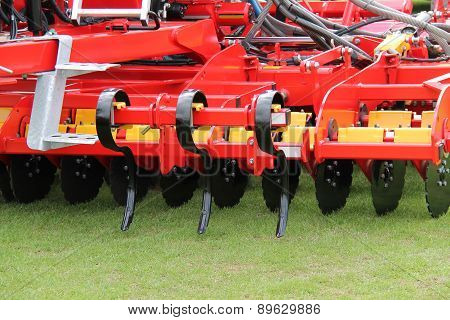 Soil Cultivator.