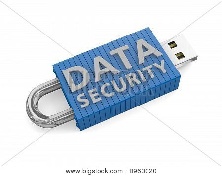 Concept For Secure Data Storage