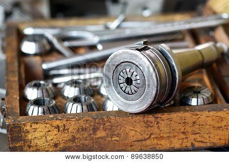 Mandrel For Milling Machine