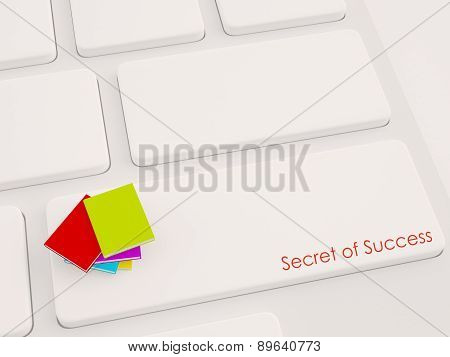 Secret Of Success, Technology Concept