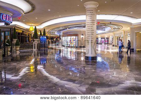 Las Vegas Palazzo Interior