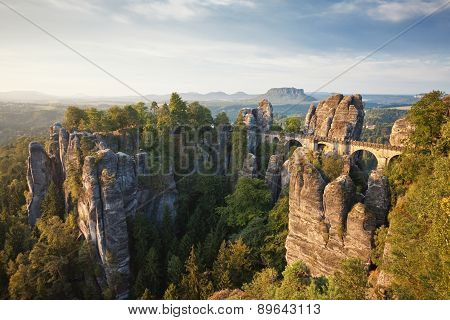 Germany - Dresden - Bastei bridge