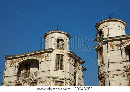 Historic Buildings of Santiago