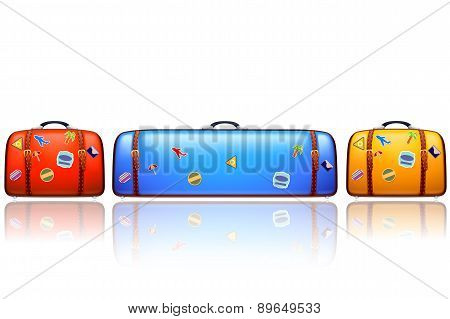 too big suit case