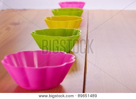 Silicone Cake Pans