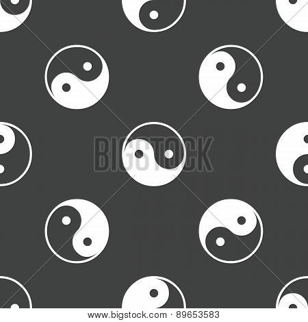 Yin and yang pattern