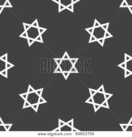 Star of David pattern