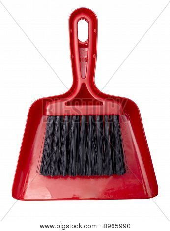 Broom Brush And Handle Household Housekeeping Cleaning