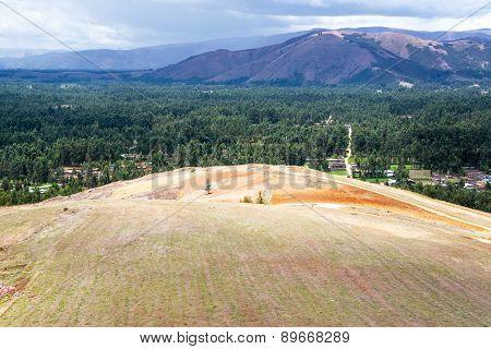 Central Peru Landscape