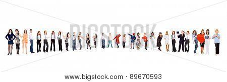 Team Together Workforce Concept