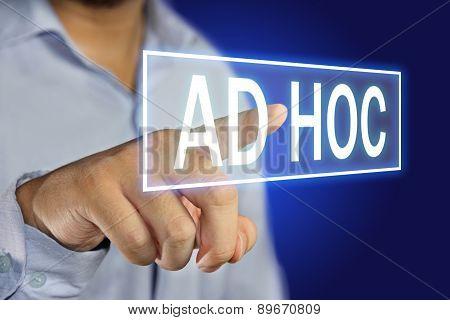 Ad Hoc Concept
