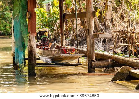 Small Thai Boat