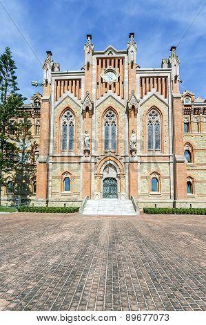 Comillas University, Spain