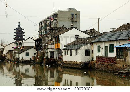 Sijing Ancient Town Shanghai