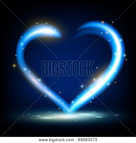 Laser Heart