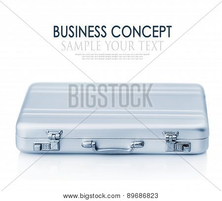 Aluminum Case Small Isolated