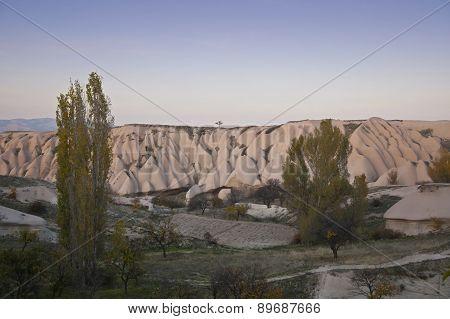 Volcanic Tuff Of Cappadocia