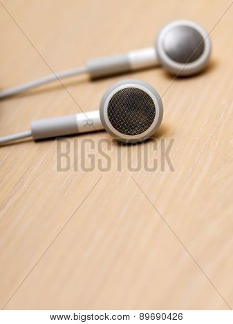 Modern portable audio earphones