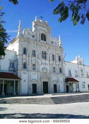 Cathedral Igreja do Seminário, Santarém
