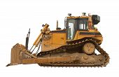 pic of heavy equipment  - isolated 20 000 kg - JPG