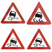 picture of slippery-roads  - Collection of historic and modern  - JPG