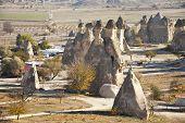 stock photo of chimney rock  - The Pasabag  - JPG