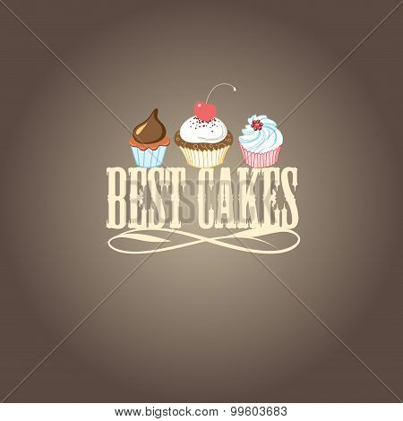 Delicious Cakes And Desserts
