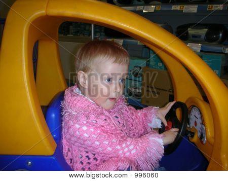 Kid Shop Driver