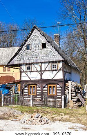cottage in Kokorin Region, Czech Republic