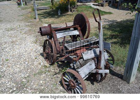 belt drive saw mill