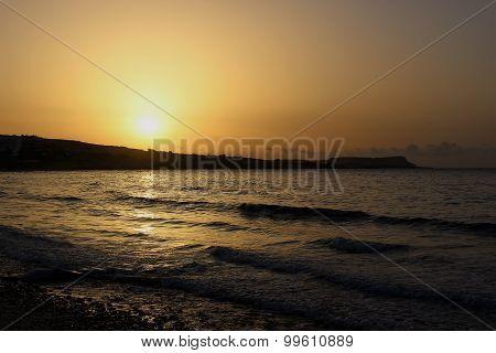 Sunrise in Ayia Napa