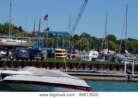 Walstrom Marine Boatyard