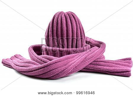 Woolly Hat and Scarfe