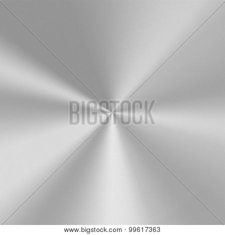 Shiny stainless steel metal background