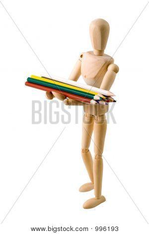 Woodmodel Pencil