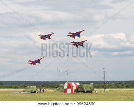 Russian Swifts Aerobatic Team