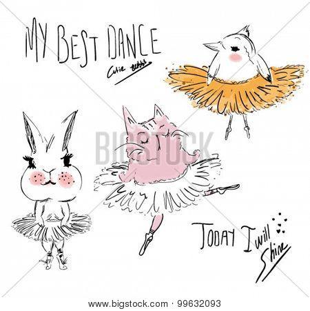ballet animals