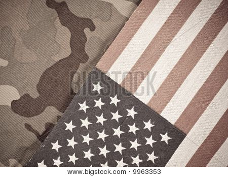 Military Theme Background