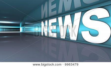 Texto de notícias