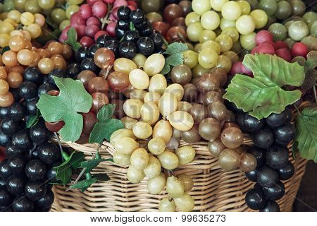Mix Of Various Grapes